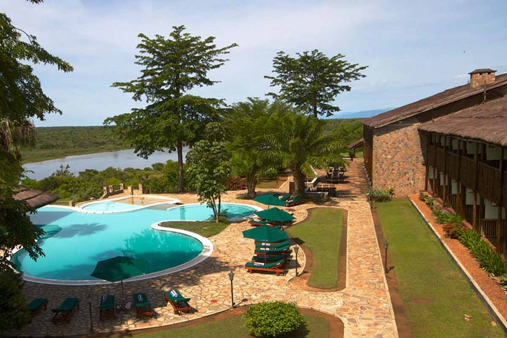 Paraa Safari Lodge Accommodation